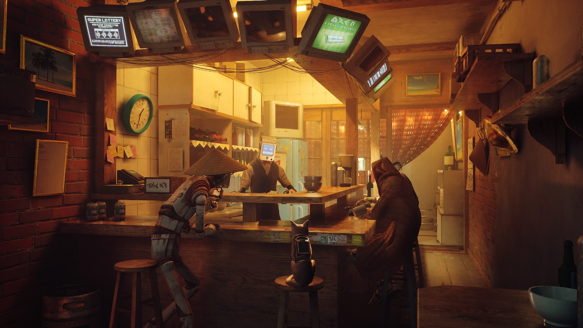 Stray – Video Game Where You're a Stray Cat